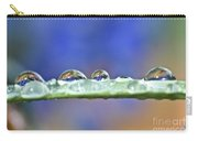 Tiny Waterworld And A Leaf Carry-all Pouch