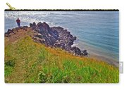 Tip Of Cape D'or-ns Carry-all Pouch