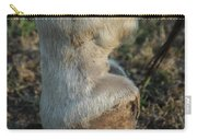 Tip Toeing Through The Fields. Carry-all Pouch