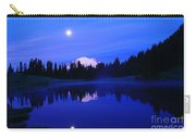 Tipsoe Lake In The Morn  Carry-all Pouch by Jeff Swan