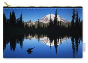 Tipsoo Sunrise Carry-all Pouch by Mark Kiver