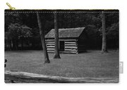 Tipton Place In Cades Cove Carry-all Pouch
