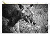 Tired Old Kangaroo Carry-all Pouch