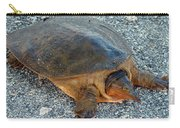Tired Turtle Carry-all Pouch