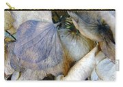 Tissue Paper Petals Carry-all Pouch