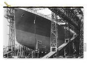 Titanic Under Construction Carry-all Pouch