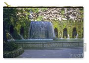 Tivoli Gardens Fountain And Pool Carry-all Pouch