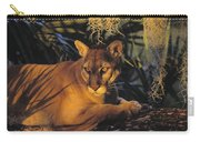Tk0397, Thomas Kitchin Florida Panther Carry-all Pouch