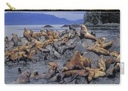 Tk0440, Thomas Kitchin Steller Sea Carry-all Pouch