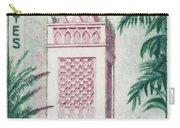 Tlemcen Great Mosque Carry-all Pouch