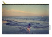 To Be Young Carry-all Pouch by Laurie Search