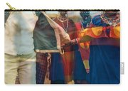 To Hold Hands Carry-all Pouch