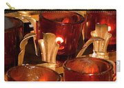 To Lite A Candle Carry-all Pouch