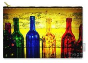 To Much Of Wine Carry-all Pouch