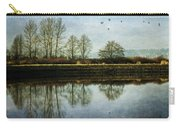 To Stand And Stare - West Coast Art By Jordan Blackstone Carry-all Pouch