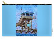 To The Beach Carry-all Pouch by Deborah Boyd