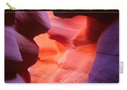 To The Center Of The Earth Carry-all Pouch by Inge Johnsson