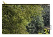 To Walk Beside Still Waters Carry-all Pouch