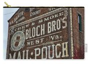 Tobacciana - Mail Pouch Tobacco Carry-all Pouch