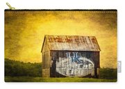 Tobacco Barn In Kentucky Carry-all Pouch