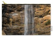 Toccoa Falls With Rainbow Carry-all Pouch