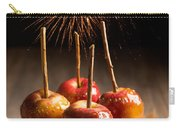 Toffee Apples Group Carry-all Pouch by Amanda Elwell