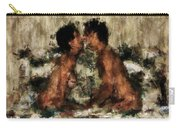 Together Carry-all Pouch by Kurt Van Wagner