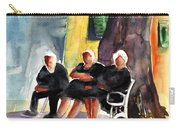 Together Old  In Italy 06 Carry-all Pouch