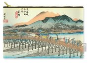Tokaido - Kyoto Carry-all Pouch