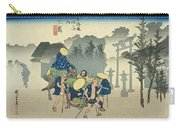 Tokaido - Mishima Carry-all Pouch
