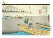 Tokaido - Mitsuke Carry-all Pouch