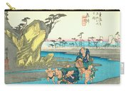 Tokaido - Okitsu Carry-all Pouch