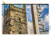 Tollbooth Clock Tower Glasgow Carry-all Pouch