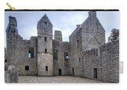 Tolquhon Castle 4 Carry-all Pouch