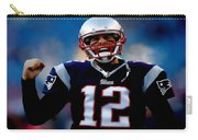 Tom Brady Back To The Super Bowl Carry-all Pouch