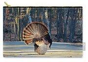 Tom Turkey Fan Carry-all Pouch