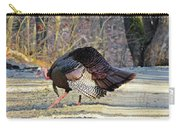 Tom Turkey Walking Carry-all Pouch