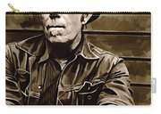 Tom Waits Artwork 2 Carry-all Pouch