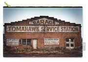 Tomahawk Garage Carry-all Pouch