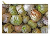 Tomatillos At The Local Market Carry-all Pouch