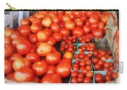 Tomatoes For Sale Carry-all Pouch