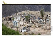 Tombs And Crosses Maimara Argentina Carry-all Pouch