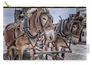 Tombstone Mules Carry-all Pouch