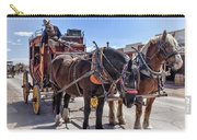 Tombstone Stagecoach 2 Carry-all Pouch