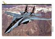 Tomcat Over Iraq Carry-all Pouch