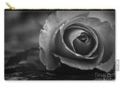 Tones Of Grey Carry-all Pouch