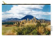 Tongariro National Park New Zealand Carry-all Pouch