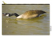 Tongue In Goose I Carry-all Pouch