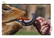 Carrots Are Good For You Carry-all Pouch