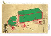 Tonka Truck Patent Carry-all Pouch